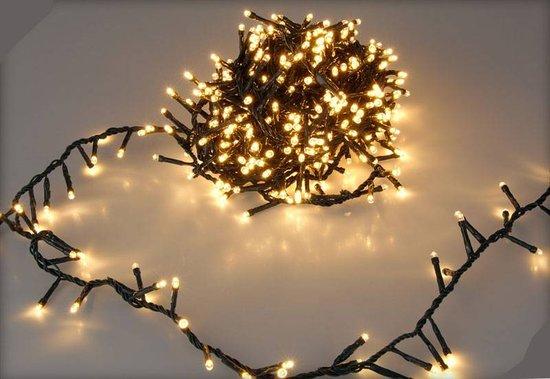 LED Clusterverlichting 400 LED EXTRA warm wit 8 meter – Samti ...